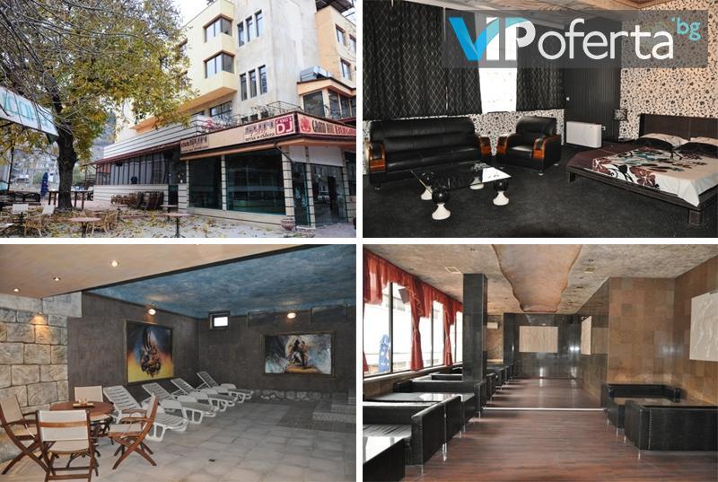 50% намаление на уикенд и делничен пакет за двама със закуски, вечери и ползване на СПА в Хотел България, Велинград
