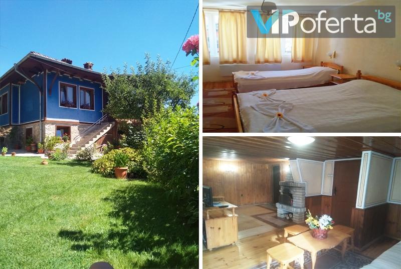 Наем на цялата къща за до 11 души в Къща за гости Стела, Копривщица
