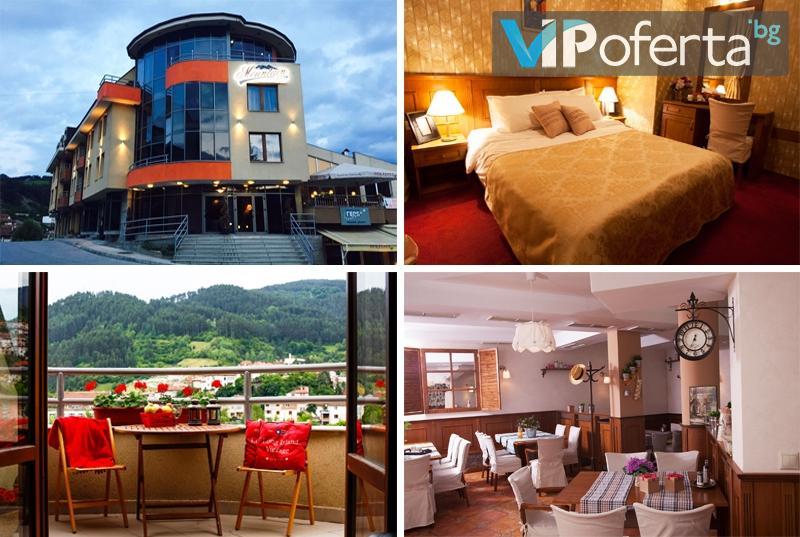 Двудневни и тридневни пакети без изхранване + сафари с джип до връх Гребенец в Mountain Boutique Hotel & SPA***, Девин