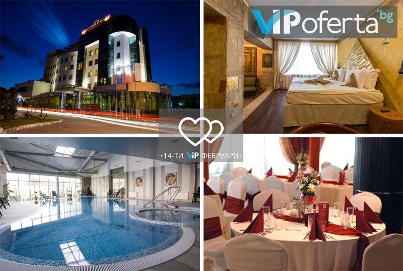 Еднодневен и двудневен пакет със закуски и вечери + СПА пакет в DIPLOMAT PLAZA Hotel & Resort****