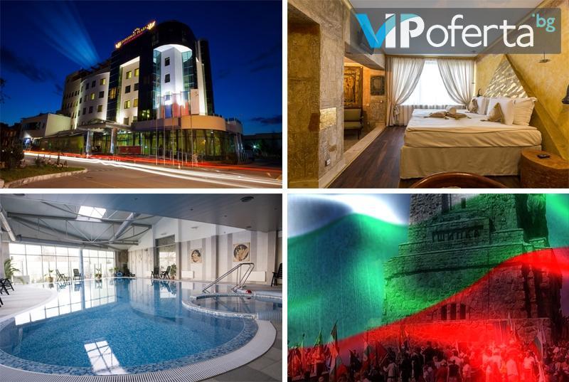 Двудневен пакет със закуски и вечери + СПА пакет в DIPLOMAT PLAZA Hotel & Resort****