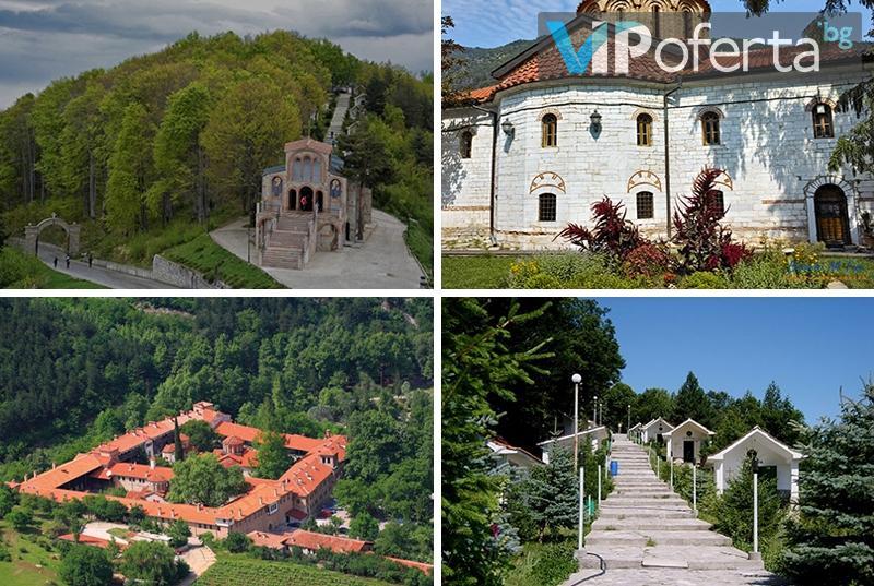 Еднодневна екскурзия до Кръстова гора и Бачковски манастир от Бамби М