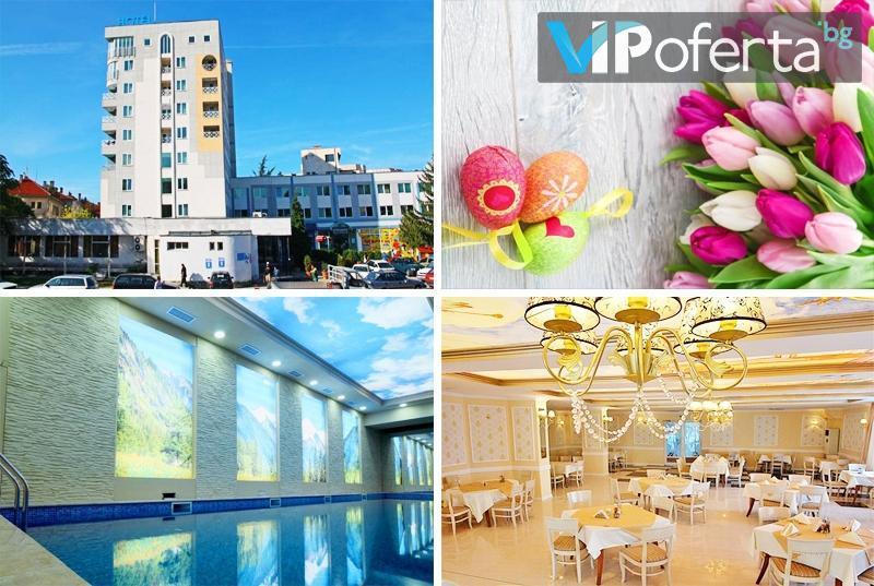 Двудневен и тридневен пакет със закуски и вечери + празнична вечеря и СПА в Хотел Рила, Дупница