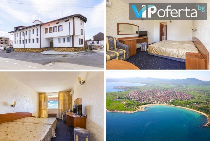 Еднодневен пакет през цялото лято със закуска + ползване на басейн в Хотел Черноморец