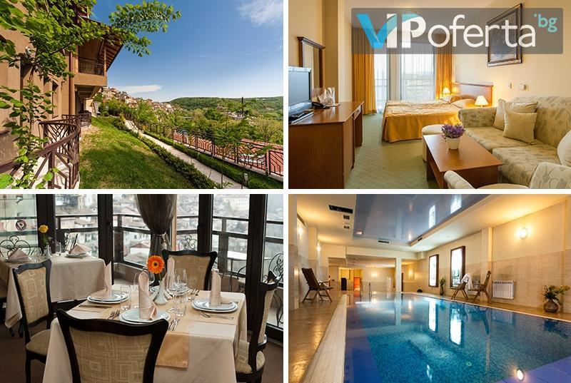 Еднодневен пакет със закуска, басейн и джакузи в Хотел Панорама,