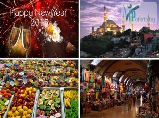 Нова Година в Ориенталски стил